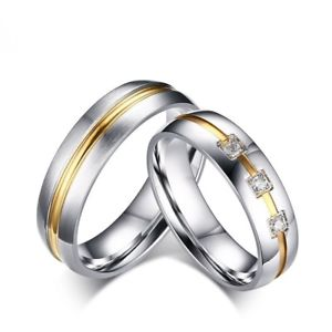 【送料無料】ブレスレット リングスカートゴールドユニオンステンレススチールanello donna uomo bordatura dorato oro sottile unione acciaio inossidabile