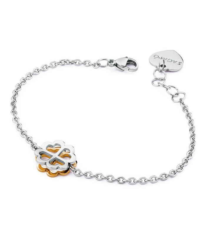 【送料無料】ブレスレット ブレスレットsagapo bracciale sbf17 donna bracciale butterfly donna sbf17, スポンジ屋さん:04aa02a3 --- ww.thecollagist.com