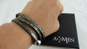 【送料無料】ブレスレット donna アーメンカフamen bracciale bracciale donna, イワシロマチ:9f48aa8e --- ww.thecollagist.com