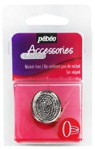 【送料無料】ブレスレット シルバーブレスレットpebeo braccialetto ovale in argento, 20 x 25 mm j0c