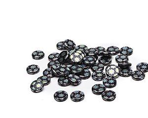 【送料無料】ブレスレット ビーズガラスミリメートルスターbeads illimitato 12 millimetri di vetro vuoto placcato stelle di design, b3l