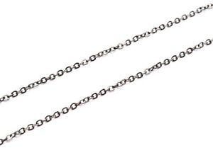 【送料無料】ブレスレット ビーズチェーンパックカラーbeads unlimited 2 mm catena in metallo antico, confezione da 10, colore w3i