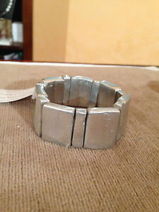 【送料無料】ブレスレット ゴムアルミbracciale alluminio elastico