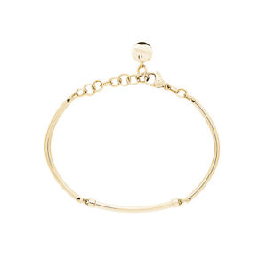 【送料無料】ブレスレット ブレスレットトレスジョリーミニスチールゴールドbrosway bracciale base tres jolie mini acciaio e pvd oro bbr43
