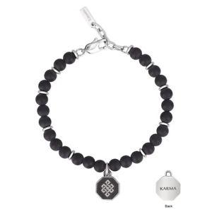 【送料無料】ブレスレット スチールコレクションカルマ2 jewels 232004 uomo acciaio 316 l collezione karma