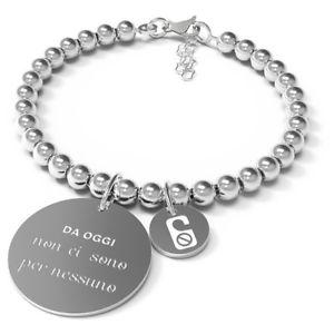 【送料無料】ブレスレット カフbuoni propositi bracciale donna b4520