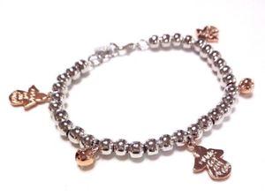 【送料無料】ブレスレット カフキューバブロンズビーズファッションジュエリーbracciale donna cuba jewels chiama angeli bronzo perline fashion jewelry b103
