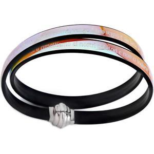 【送料無料】ブレスレット アーメンブレスレットメスamen braccialetto femminile tpnit2936 termoplastica originale religioso affare