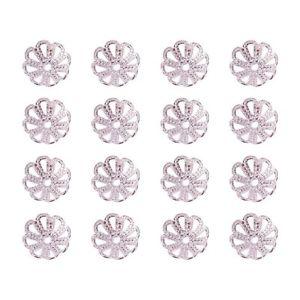 【送料無料】ブレスレット ビーズスペーサーカップpandahall 10g perline distanziatori ottone coppette copriperla forma e4a