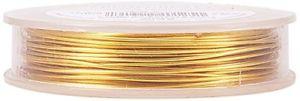 【送料無料】ブレスレット ゲージワイヤbenecreat, filo di rame da 20gauge, filo di rame colorato in modo f3w