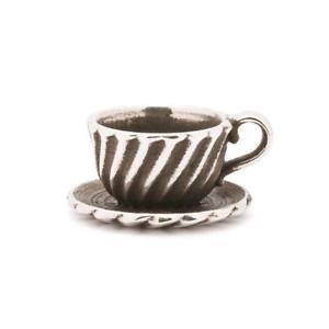 【送料無料】ブレスレット コーヒーカップオリジナルビーズtrollbeads original beads in argento tazzina da caff tagbe10014