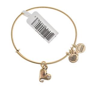 【送料無料】ブレスレット アレックスキューピッドゴールドブレスレットalex and ani cupids heart bracciale in oro a09eb135rgrrp 33