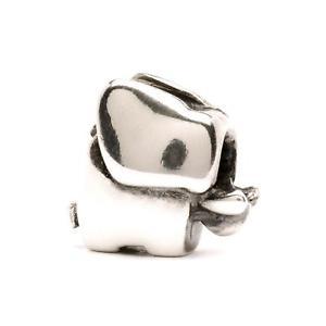 【送料無料】ブレスレット シルバーエレファントオリジナルビーズtrollbeads original beads in argento elefantino tagbe10054