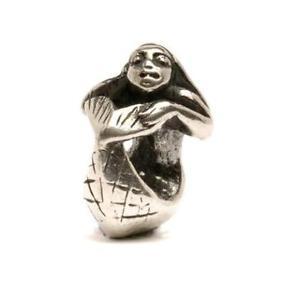 【送料無料】ブレスレット シルバーオリジナルビーズtrollbeads original beads in argento sirenetta tagbe10092