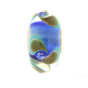 【送料無料】ブレスレット オリジナルガラスビーズtrollbeads original beads vetro unico tr12665