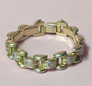 【送料無料】ブレスレット ブレスレットドーレドjoli bracelet en mtal dore de tolde 19,5 cm