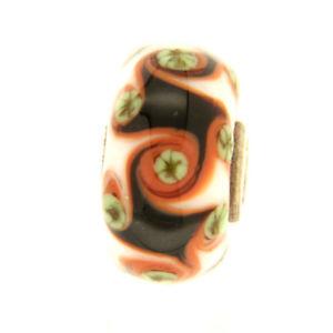 【送料無料】ブレスレット オリジナルガラスビーズtrollbeads original beads vetro unico tr12539