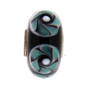 【送料無料】ブレスレット オリジナルガラスビーズtrollbeads original beads vetro unico tr10066
