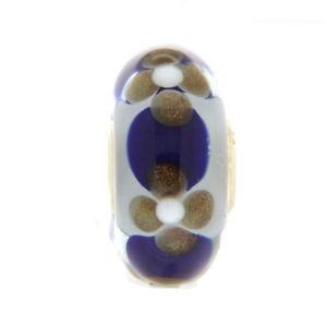 【送料無料】ブレスレット オリジナルガラスビーズtrollbeads original beads vetro unico tr12673
