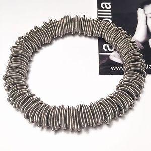 【送料無料】ブレスレット ブレスレットスプリングピアノbracelet n1 la mollla tiziana redavid la molla piano wire jewelry