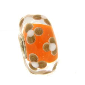 【送料無料】ブレスレット オリジナルガラスビーズtrollbeads original beads vetro unico tr12816