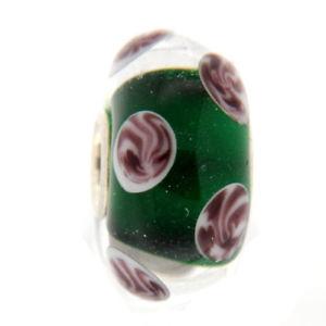 【送料無料】ブレスレット オリジナルガラスビーズtrollbeads original beads vetro unico tr10043