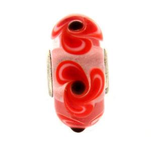 【送料無料】ブレスレット オリジナルガラスビーズtrollbeads original beads vetro unico tr10031