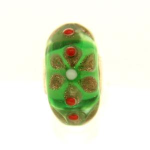 【送料無料】ブレスレット オリジナルガラスビーズクリスマスtrollbeads original beads vetro regalo di natale tglbe000761