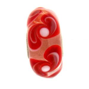 【送料無料】ブレスレット オリジナルガラスビーズtrollbeads original beads vetro unico tr10027