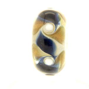 【送料無料】ブレスレット オリジナルガラスビーズtrollbeads original beads vetro unico tr12550