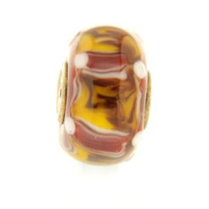 【送料無料】ブレスレット オリジナルガラスビーズtrollbeads original beads vetro unico tr12543