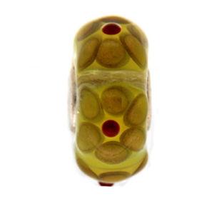 【送料無料】ブレスレット オリジナルガラスビーズtrollbeads original beads vetro unico tr10069