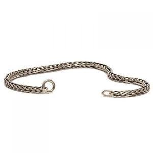 【送料無料】ブレスレット シルバーブレスレットtrollbeads bracciale in argento 18cm tagbr00011