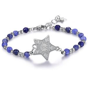 【送料無料】ブレスレット カフスターチャクラマジックbrosway bracciale chakra stella speranza, desiderio, magia bhk112