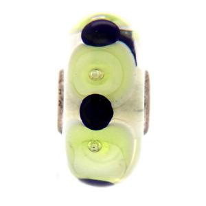 【送料無料】ブレスレット オリジナルガラスビーズtrollbeads original beads vetro unico tr10060