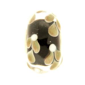 【送料無料】ブレスレット オリジナルガラスビーズtrollbeads original beads vetro unico tr12551