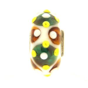 【送料無料】ブレスレット オリジナルガラスビーズtrollbeads original beads vetro unico tr12564