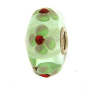 【送料無料】ブレスレット オリジナルガラスビーズtrollbeads original beads vetro unico tr12718