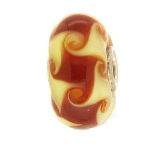 【送料無料】ブレスレット オリジナルガラスビーズtrollbeads original beads vetro unico tr12587