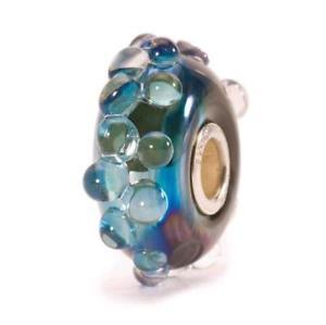 【送料無料】ブレスレット ガラスビーズオーシャンtrollbeads original beads vetro oceano di luna tglbe20057
