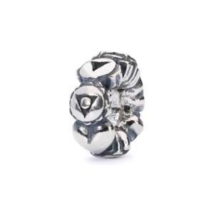 【送料無料】ブレスレット オリジナルビーズシルバーtrollbeads original beads argento sette chakra tagbe20068