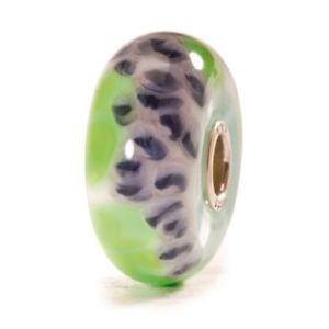 【送料無料】ブレスレット ガラスビーズtrollbeads original authentic bead ritirato vetro glass glicine 61347