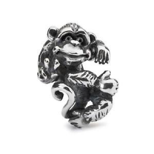 【送料無料】ブレスレット trollbeads original authentic scimmietta della pace tagbe30148
