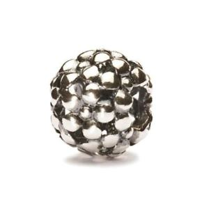 【送料無料】ブレスレット シルバースプリングフィオリータオリジナルビーズtrollbeads original authentic bead in argento primavera fiorita tagbe30044