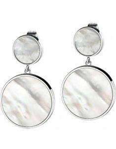 【送料無料】ブレスレット イヤリングシルバーorecchini morellato perfetta argento 925 salx07 white