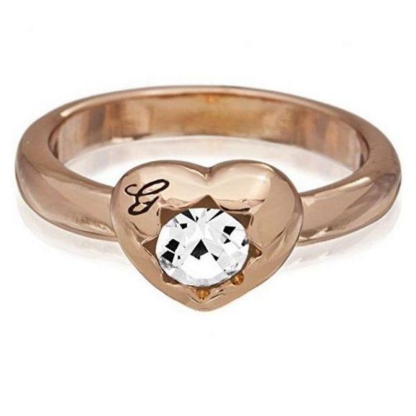 【送料無料】ブレスレット sリングbb s0312854 anello donna guess ubr5141054 17,19 mm