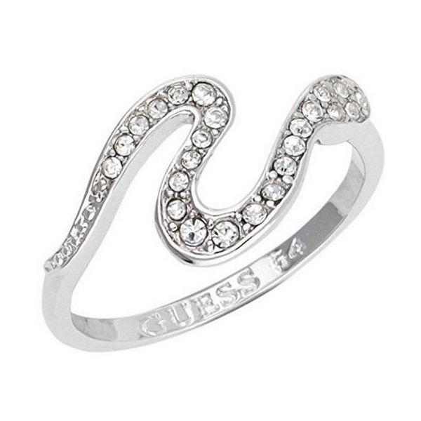 【送料無料】ブレスレット リングs0312912 anello donna guess ubr7250754 17,19 mm nuovo