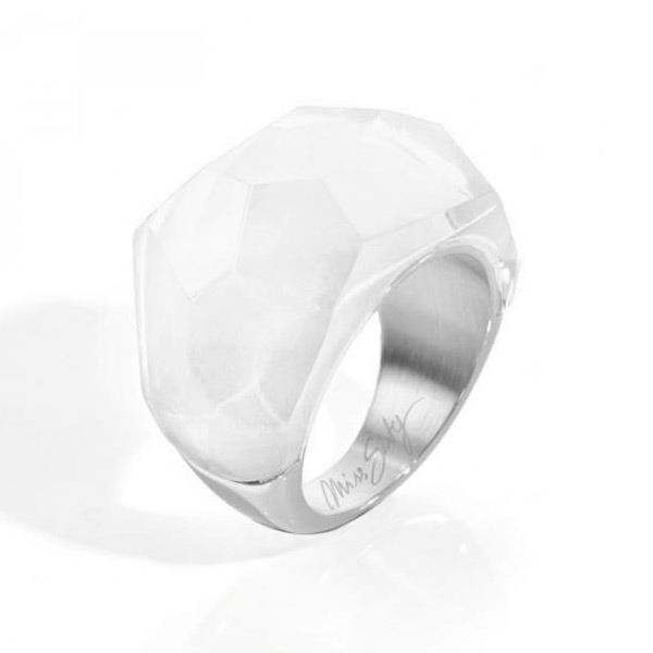 【送料無料】ブレスレット リングs0314600 anello donna miss sixty smon03014 17,19 mm nuovo