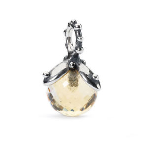 【送料無料】ブレスレット シトリンオリジナルtrollbeads original authentic pendente con quarzo citrino  tagbe00211