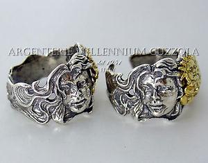【送料無料】ブレスレット リングシルバーヴィーナスリングシンボルマグナシルバーリングanelli venere argento anello simbolo miti magna grecia silver ring venus amore